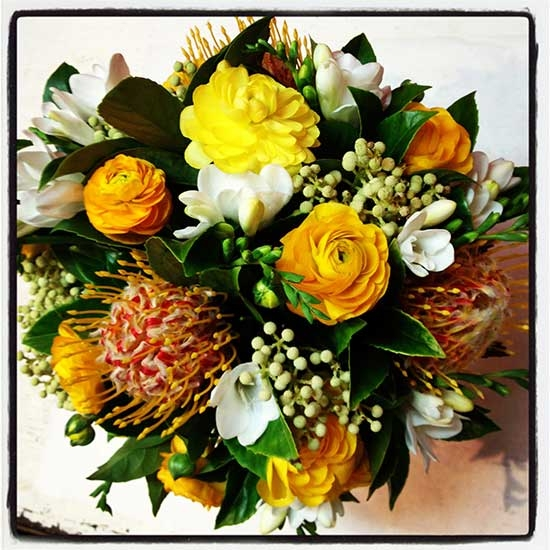 Bright &#038; Colourful <br /> Bouquet