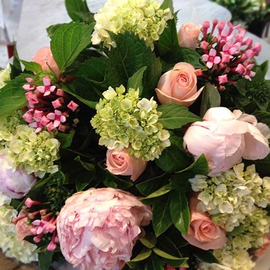Soft and Pretty <br> Bouquet