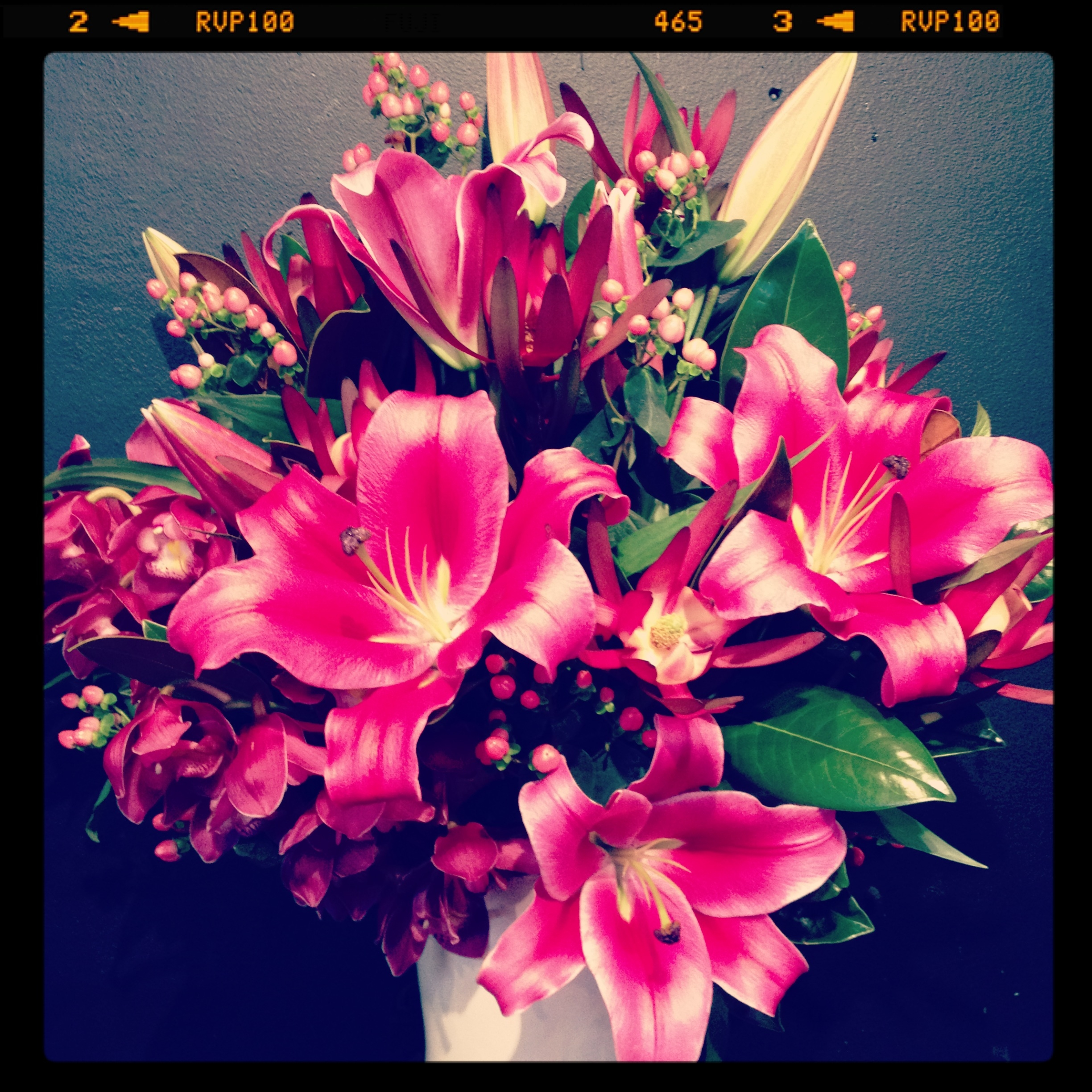 Bright & Colourful Arrangement